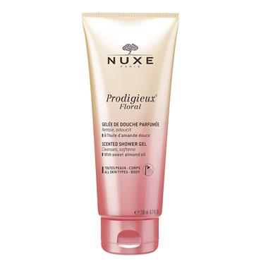 Nuxe Prodigeux Floral Scented Shower Gel 200ml