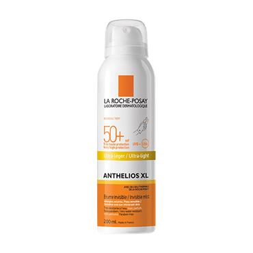 La Roche Posay Anthelios Ultra Light Body Mist SPF 50+ 200ml