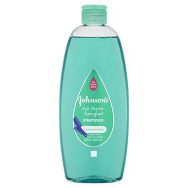 Johnson's Baby No More Tangles Shampoo 500ml