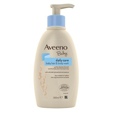 Aveeno Baby Daily Care Hair & Body Wash 300ml