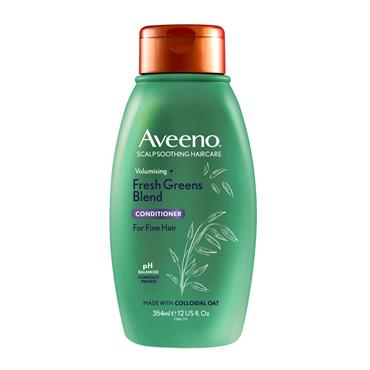 Aveeno Volumising Fresh Greens Blend Conditioner For Fine Hair 354ml