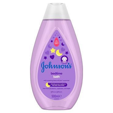 Johnson's Baby Bedtime Bubble Bath 500ml