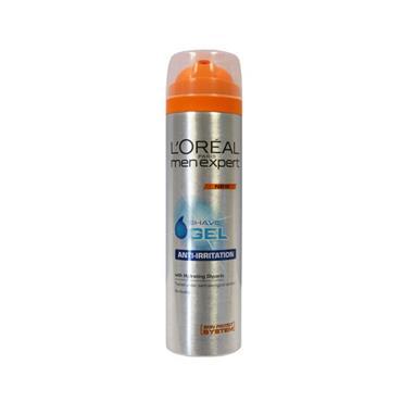 Loreal Men Expert Shave Gel Anti Irritation 200ml