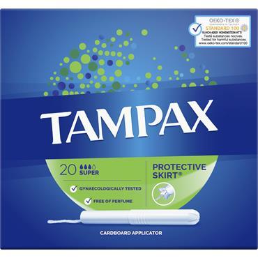 Tampax Super 20 pack