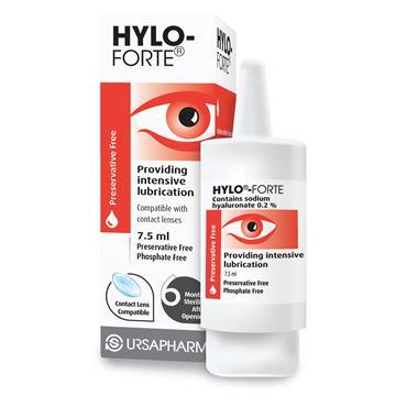 Hylo-Forte Eye Drops 7.5ml