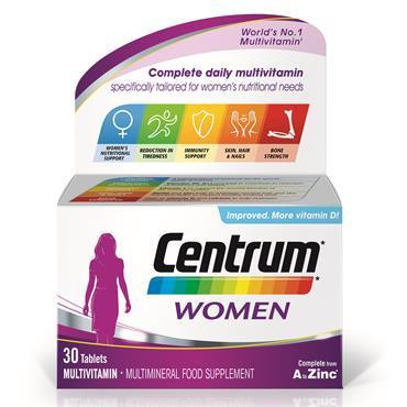 Centrum Women Multivitamins 30 Pack