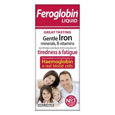 Vitabiotics Feroglobin B12 Liquid 200ml