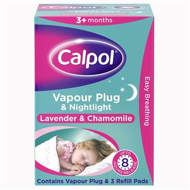 Calpol Vapour Plug and Nightlight