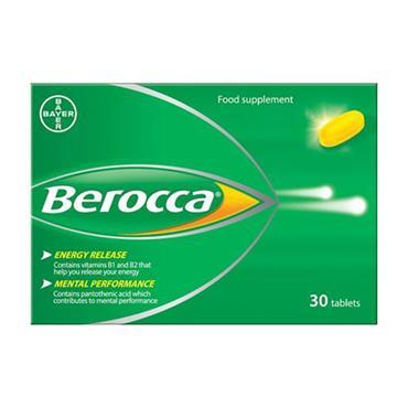 Berocca Performance Effervescsent Tablets 30 Pack