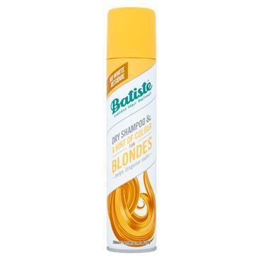 Batiste Dry Shampoo Light & Blonde 200ml