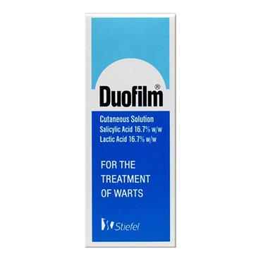 Duofilm Solution For The Treatment Of Warts 15ml