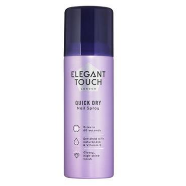 Elegant Touch Quick Dry Nail Spray 125ml