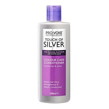 ProVoke Touch Of Silver Colour Care Conditioner 200ml