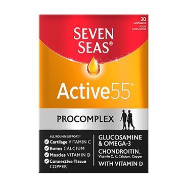 Seven Seas Active55 Procomplex 30 Capsules