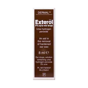 Exterol Ear Drops Solution 8ml