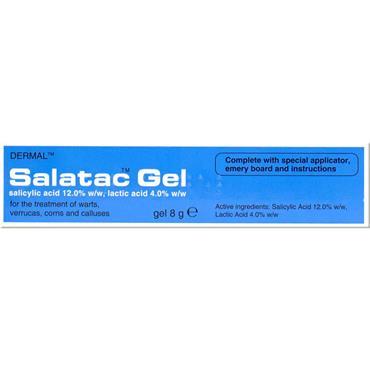 Salatac Gel 8g
