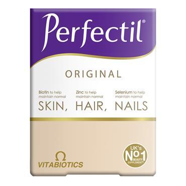Vitabiotics Perfectil Skin Hair & Nails 30 Tablets