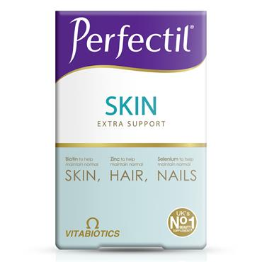 Vitabiotics Perfectil Plus Skin Extra Support 56 Tablets