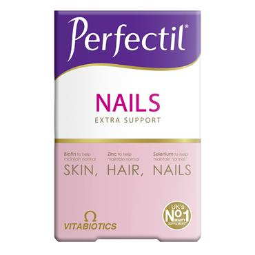 Vitabiotics Perfectil Plus Nails Extra Support 60 Tablets