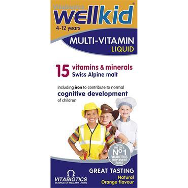 Wellkid Multivitamin Liquid 150ml