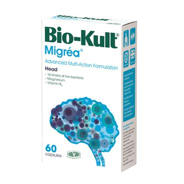 Bio-Kult Migrea Advanced Multi-Action Formula 60 Pack