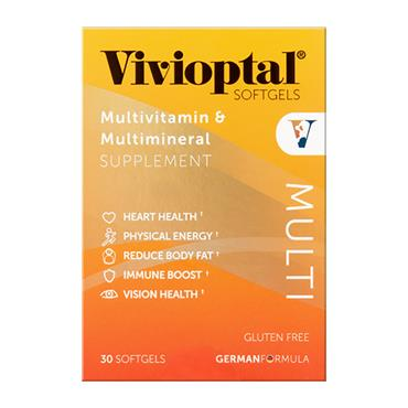 Vivioptal Multivitamin & Multimineral Supplement 30 Pack