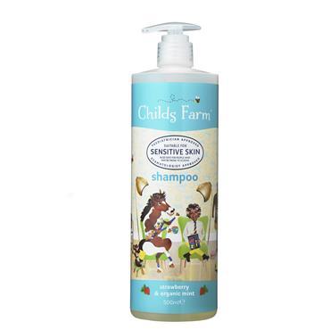 Childs Farm Shampoo for Luscious Locks 250ml