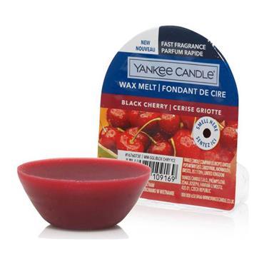 Yankee Candle Wax Melt Black Cherry 22g