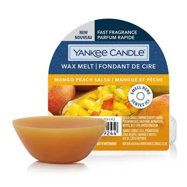 Yankee Candle Wax Melt Mango Peach Salsa 22g