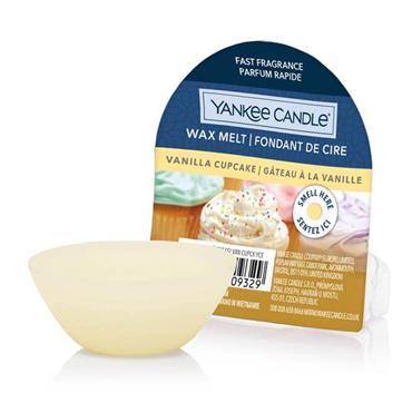 Yankee Candle Wax Melt Vanilla Cupcake 22g