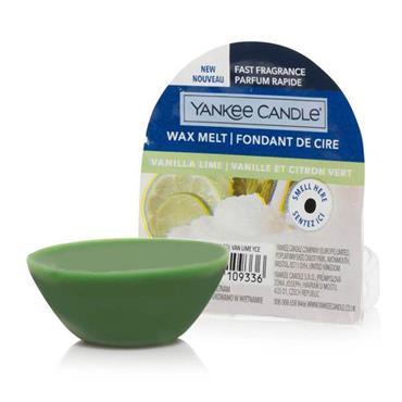 Yankee Candle Wax Melt Vanilla Lime 22g