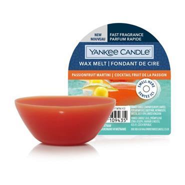 Yankee Candle Wax Melt Passionfruit Martini 22g