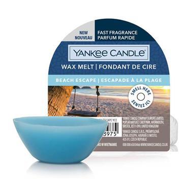 Yankee Candle Wax Melt Beach Escape 22g