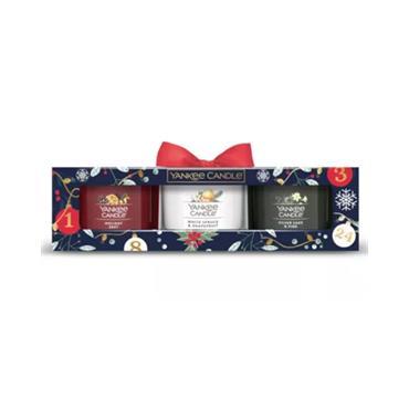 Yankee Candle Signature Christmas Votives Gift Set