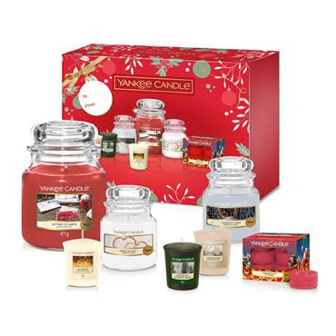 Yankee Candles Wow Christmas Gift Set