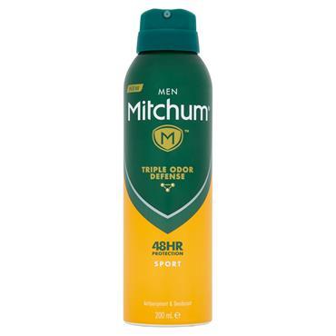 Mitchum Men Advanced Sport Anti-Pespirant & Deodorant 200ml