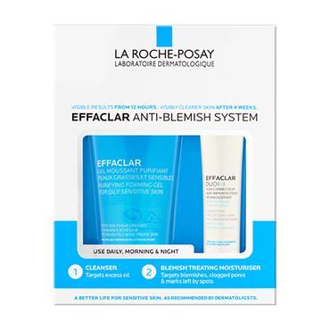 La Roche Posay Effaclar 2 Step Anti-Blemish System