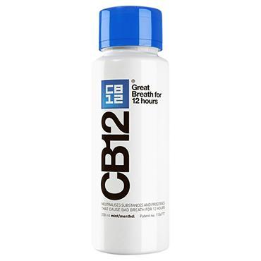 CB12 Mint Menthol Mouthwash 250ml