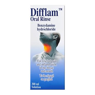 Difflam Oral Rinse 300ml