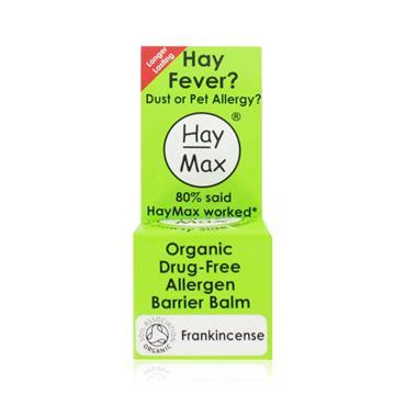 HayMax Frankincense Organic Drug Free Allergen Barrier Balm 5ml