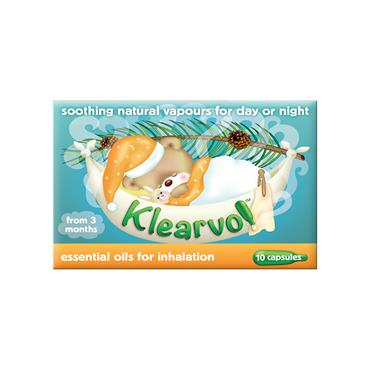 Klearvol Essential Oils for Inhalation 10 Capsules