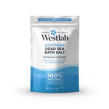 Westlab Soothing Dead Sea Bath Salt 1kg