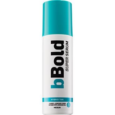 bBold Super Serum Hybrid Tan Medium 200ml