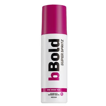 bBold Super Spritz One Week Tan Medium 200ml