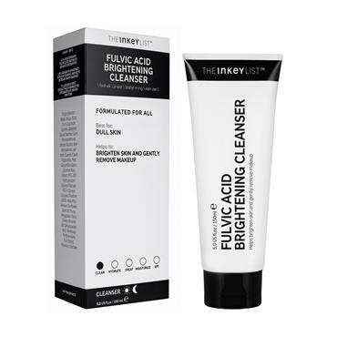 The Inkey List Fulvic Acid Brightening Cleanser 150ml