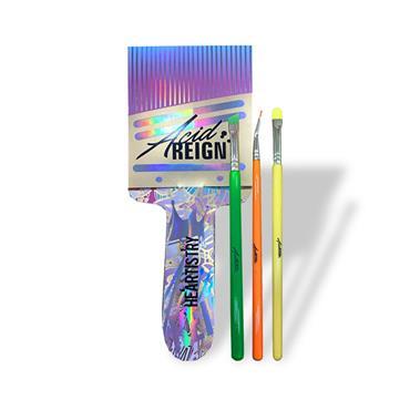 PLouise Acid Reign Brush Trio