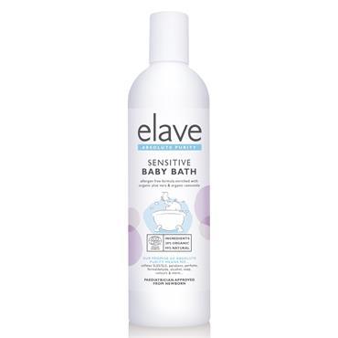 Elave Sensitive Baby Bath 400ml