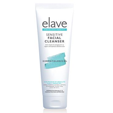 Elave Sensitive Facial Cleanser 250ml