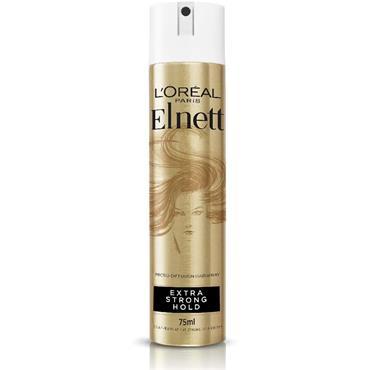 L'Oreal Paris Elnett Extra Strong Hold Hairspray 75ml