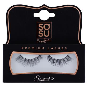 SoSu Premium Lashes By Suzanne Jackson Sophia